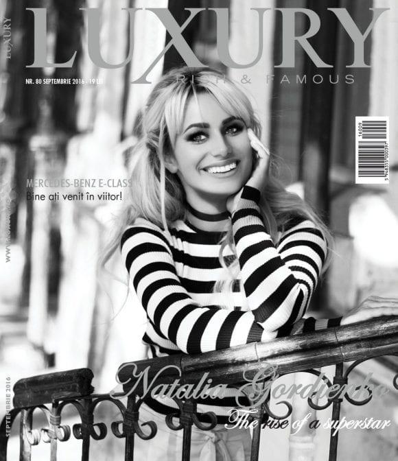 Natalia Gordienko – Luxury 80 | Septembrie 2016