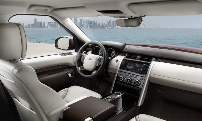Land Rover lansează cea mai nouă generaţie a modelului Discovery