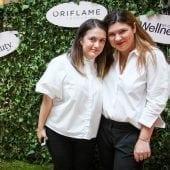 Laura Boboc si Stefania Marian Oriflame 170x170 - Viziunea holistică a frumuseții by Oriflame