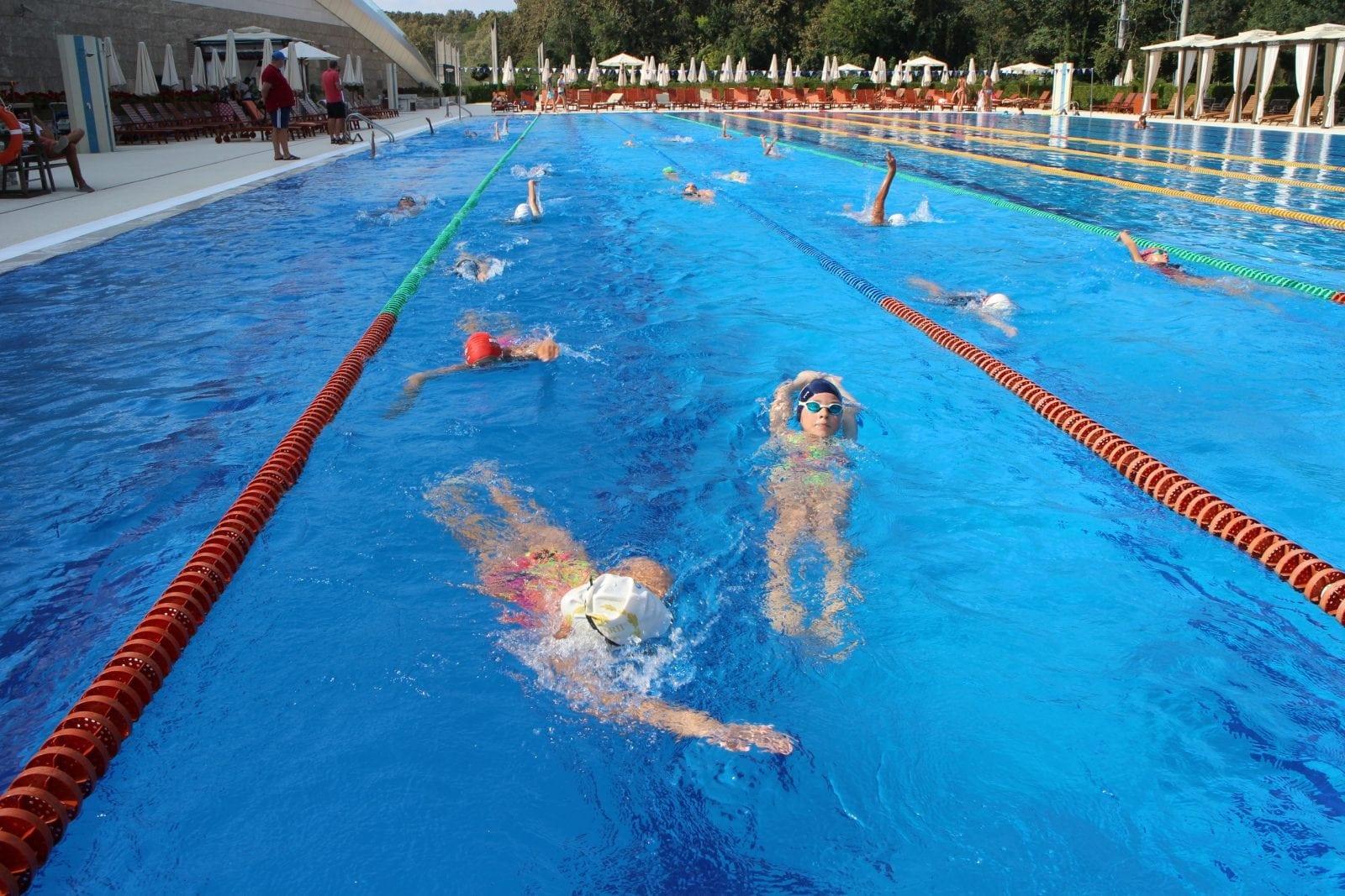 Participanti cantonament Camelia Potec@Stejarii Country Club 1 - Camelia Potec. În căutarea viitorilor campioni