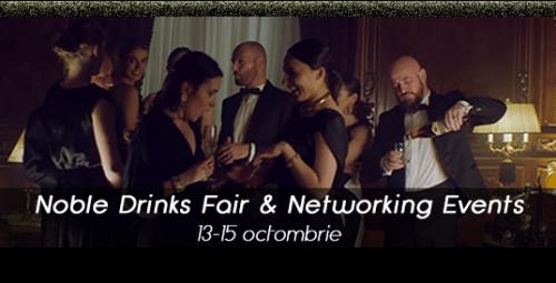 Palatul Noblesse – Lifestyle Palace organizează Noble Drinks Fair