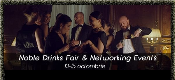 Palatul Noblesse – Lifestyle Palace organizează Noble Drinks Fair