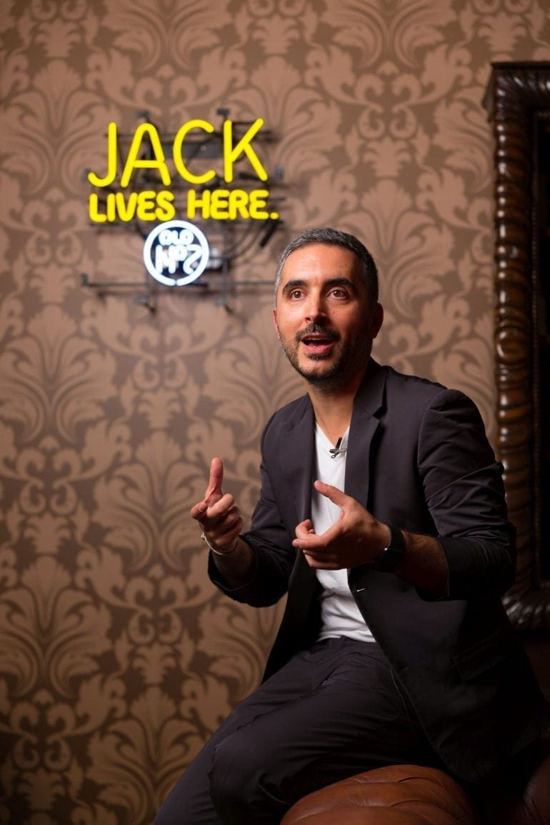 Alex Galmeanu 770x1155 - Jack Daniel's: Aniversare de 150 de ani