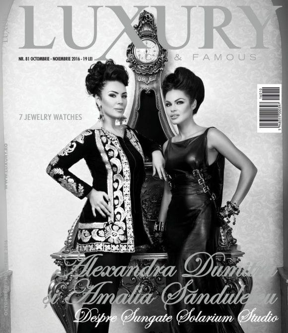 Luxury 81 / Octombrie – Noiembrie 2016