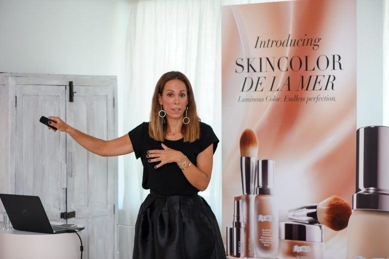 DSC 8745 770x513 - La Mer a lansat Skincolor - Beauty Beyond Skincare