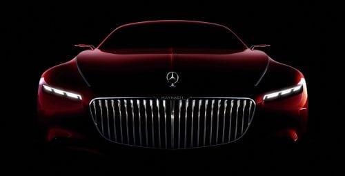 Șase metri de lux și opulență – Mercedes-Maybach