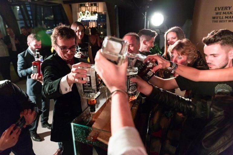 Moment Sound of Jack 770x513 - Jack Daniel's: Aniversare de 150 de ani