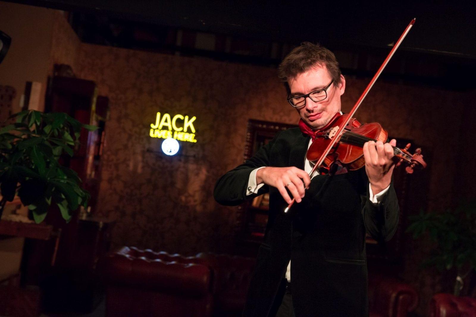 Recital Alexandru Tomescu - Jack Daniel's: Aniversare de 150 de ani