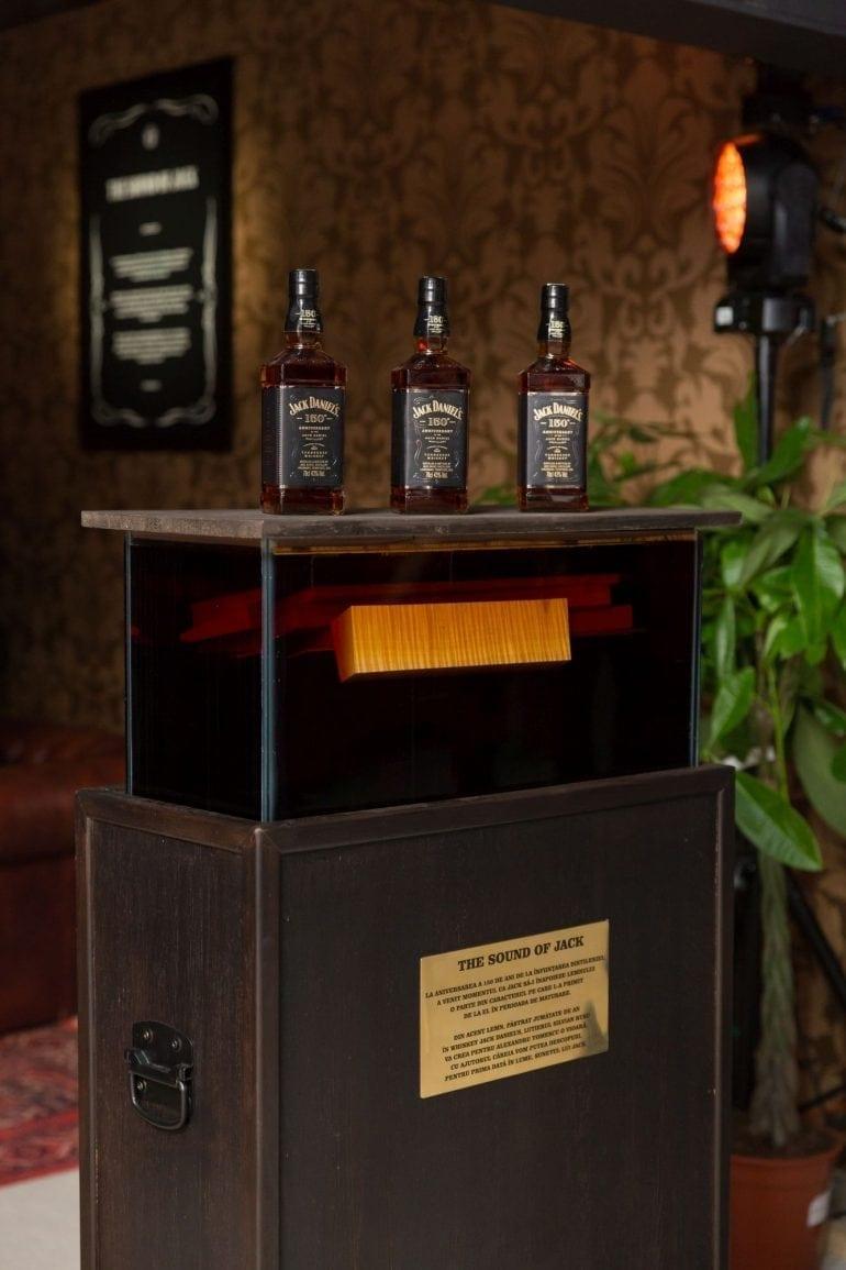 The Sound of Jack 770x1155 - Jack Daniel's: Aniversare de 150 de ani
