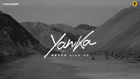 "Yanka lansează piesa ""Never Give Up"" by Marco and Seba"