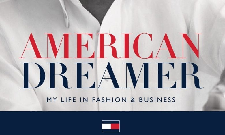 Tommy Hilfiger publică jurnalul de memorii American Dreamer