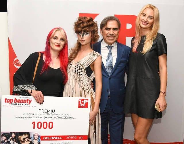 castigatori topline 1 - Secretele frumuseții dezvăluite la Top Beauty Trade Show