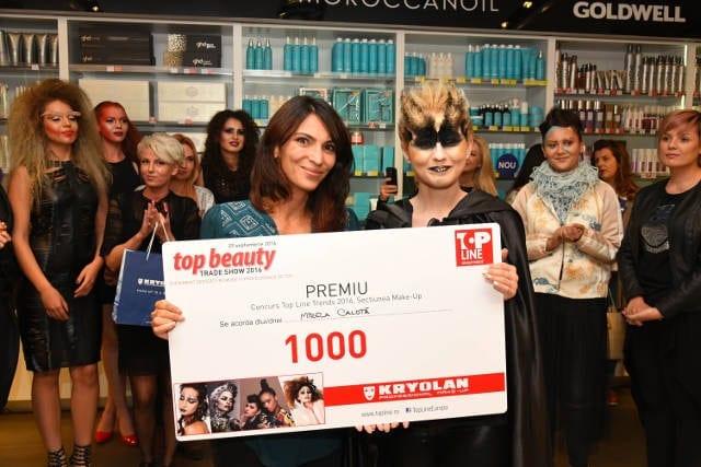 concurenti topline 8 - Secretele frumuseții dezvăluite la Top Beauty Trade Show