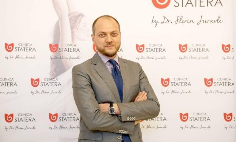 dr florin juravle 2 e1475757245162 770x464 - Clinica STATERA, inovația medicului chirurg estetician Dr. Florin Juravle