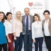 echipa dr florin juravle 170x170 - Clinica STATERA, inovația medicului chirurg estetician Dr. Florin Juravle