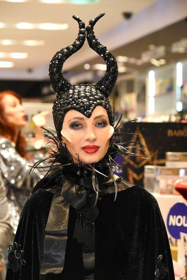 lora maleficent topline - Secretele frumuseții dezvăluite la Top Beauty Trade Show