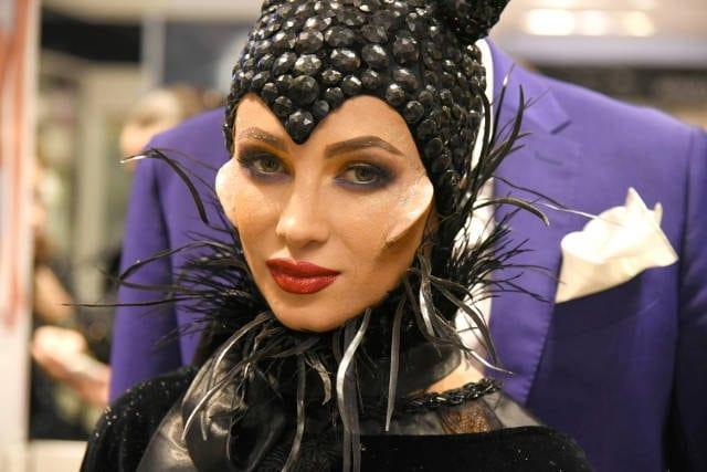 lora transformare maleficent topline - Secretele frumuseții dezvăluite la Top Beauty Trade Show