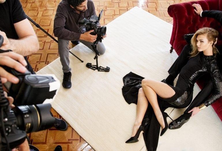 EXCL CHNY GOODGIRL BTS Print Campaign BTS KK 10 HR hr 770x524 - Good Girl by Carolina Herrera