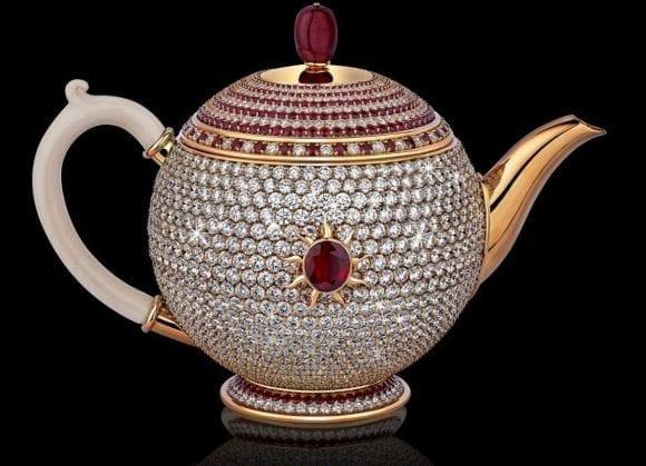The Egoist, cel mai valoros ceainic din lume