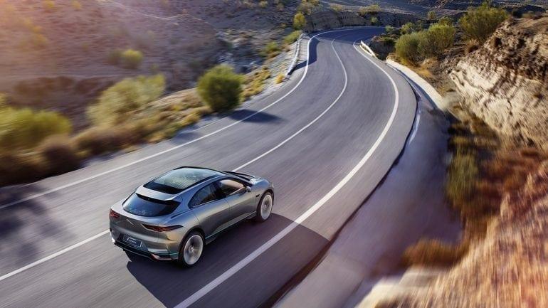 JAGUAR I PACE SPATE 770x433 - Jaguar a lansat I-PACE, primul model electric al mărcii