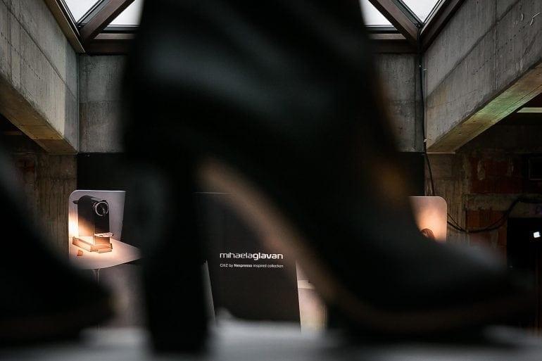 Mihaela GlavanNespresso 4 770x513 - Nespresso a lansat CitiZ, într-o atmosferă magică alături de creațiile Mihaelei Glăvan