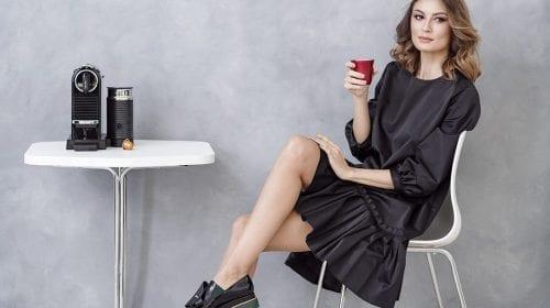 Nespresso a lansat CitiZ, într-o atmosferă magică alături de creațiile Mihaelei Glăvan