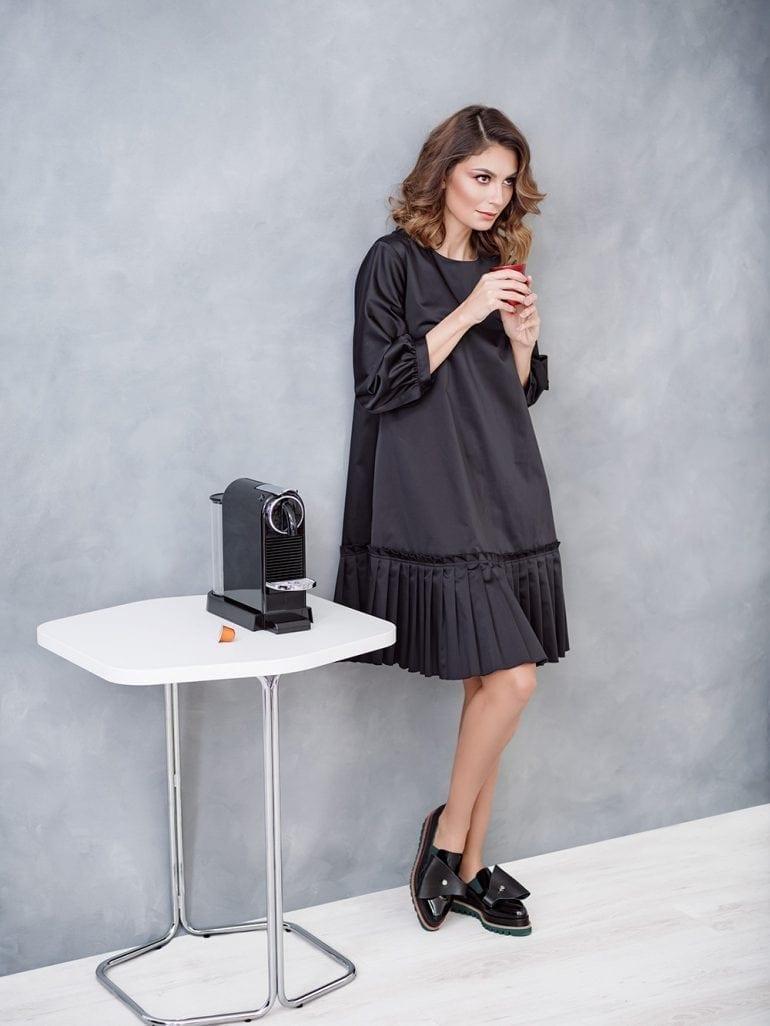 MihaelaGlavanNespresso 2 770x1026 - Nespresso a lansat CitiZ, într-o atmosferă magică alături de creațiile Mihaelei Glăvan