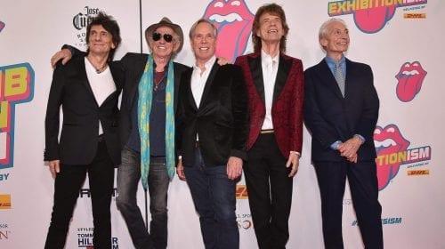 Tommy Hilfiger celebrează lansarea EXHIBITIONISM by The Rolling Stones