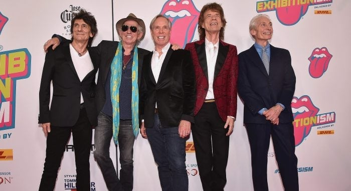 Tommy Hilfiger celebrează lansarea EXHIBITIONISM by The Rolling Stones