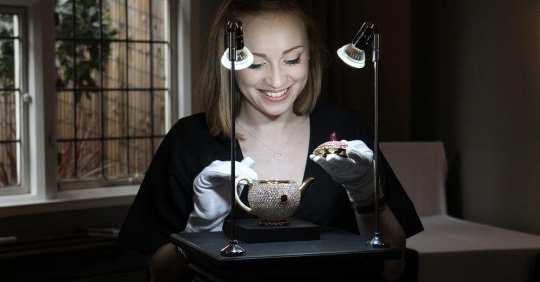 egoist 01 1 770x403 - The Egoist, cel mai valoros ceainic din lume