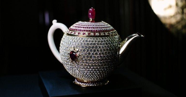 egoist 08 1 770x403 - The Egoist, cel mai valoros ceainic din lume
