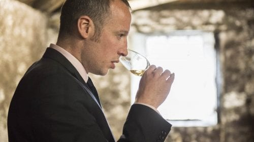 Brendan McCarron, Head of Maturing Whisky Stocks – Glenmorangie & Ardbeg