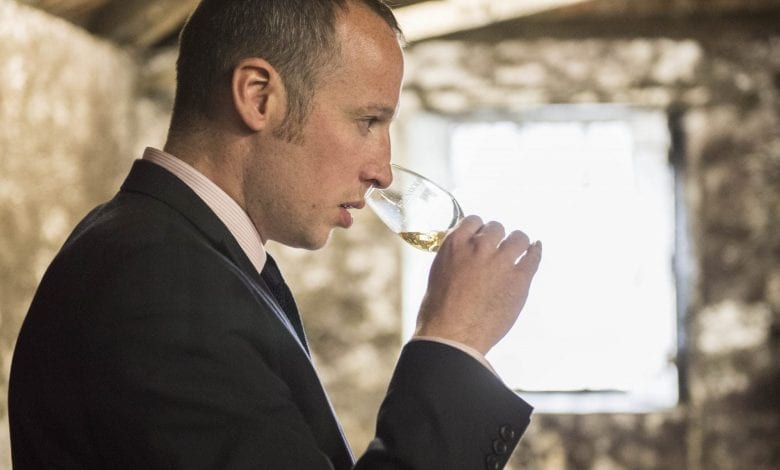 Brendan McCarron, Head of Maturing Whisky Stocks – Glenmorangie & Ardbeg