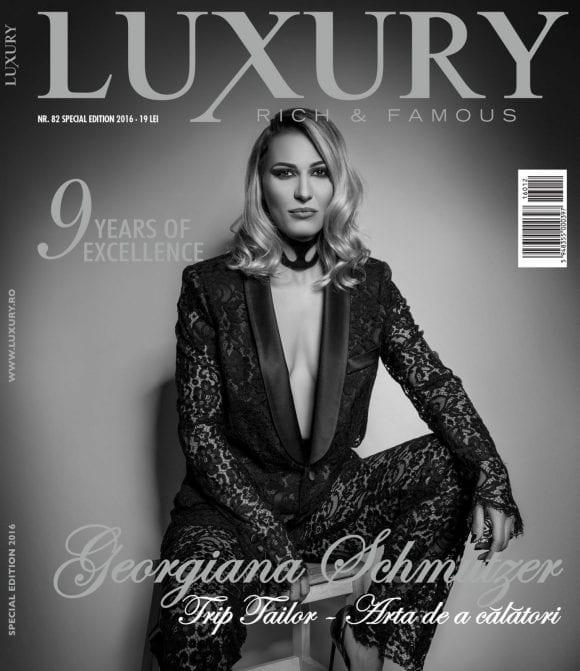 Luxury 82 – Georgiana Schmutzer / Special Edition 2016