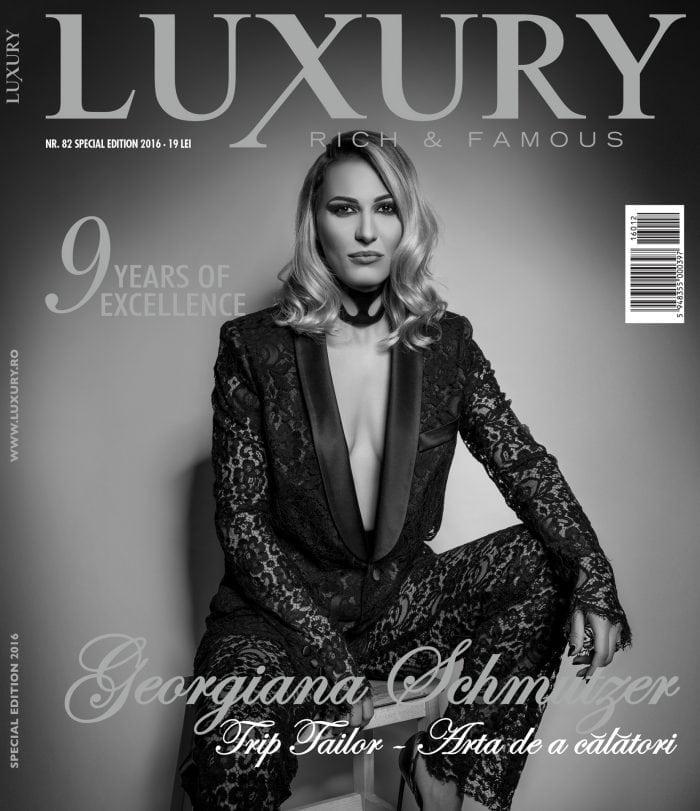 Luxury 82 – Georgiana Schmutzer / Special Edition 2016