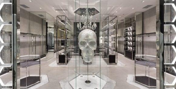 Philipp Plein deschide primul magazin în București