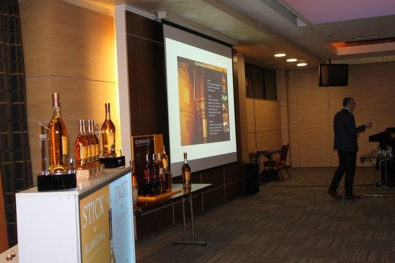 IMG 0961 770x513 - Brendan McCarron, Head of Maturing Whisky Stocks – Glenmorangie & Ardbeg