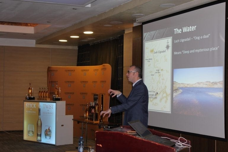 IMG 0973 770x513 - Brendan McCarron, Head of Maturing Whisky Stocks – Glenmorangie & Ardbeg