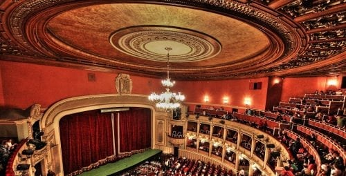 Amorul Vrăjitor / Tricornul la Opera Națională București