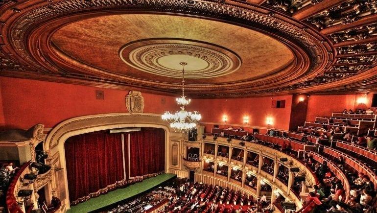 opera 770x435 - Opera Națională București împlinește joi, 8 decembrie, 95 de ani de la Înființare