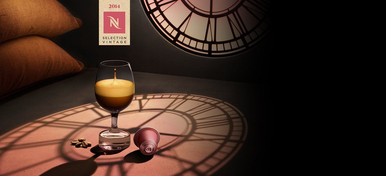 201259 Nes Vintage 2014 APB 1280x585 NC2 Home Main Launch - Nespresso introduce Ediția Limitată Sélection Vintage 2014