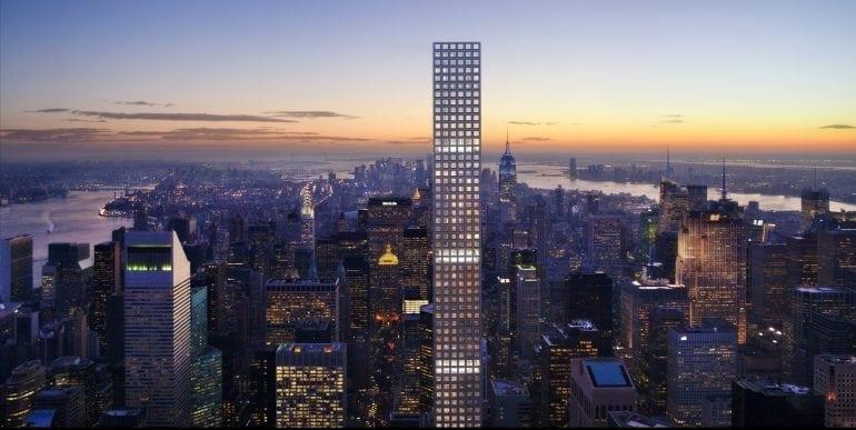 432 Park Avenue2 770x387 - Noul apartament al lui Amal și George Clooney