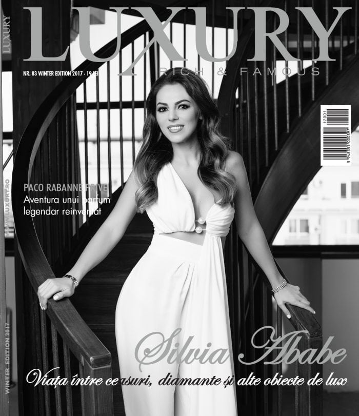 Luxury 83 – Silvia Ababe / Winter Edition 2017