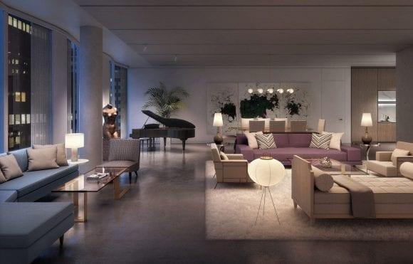 Noul apartament al lui Amal și George Clooney