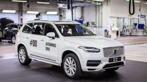 Proiectul Volvo Drive Me