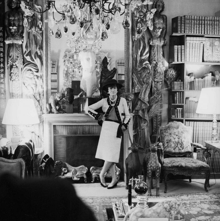 31 rue cambon paris 1965 770x774 - Casele... dincolo de modă