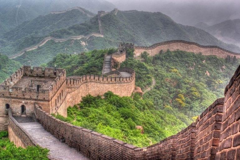 China Marele Zid Chinezesc 770x513 - 4 idei pentru vacanța de Paște 2017 - by Trip Tailor