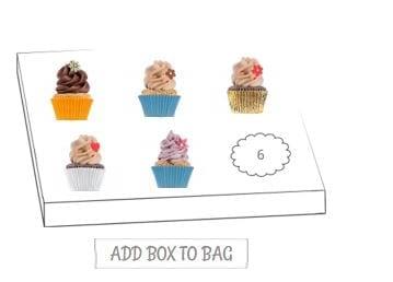 Cutie cupcakes online - Un desert care îți citește gândurile