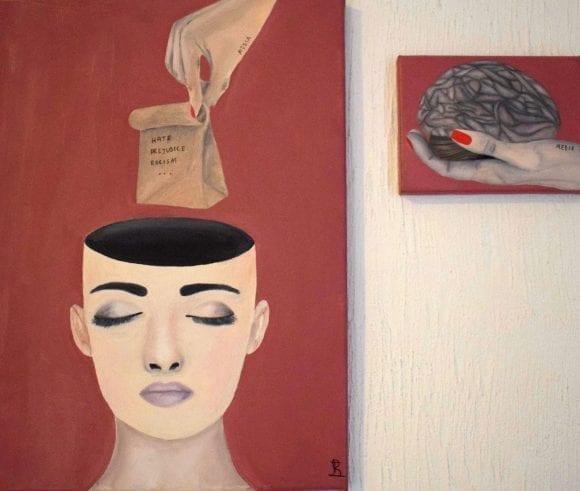 Isabelle Arusilor –  Arta ca voce a umanității