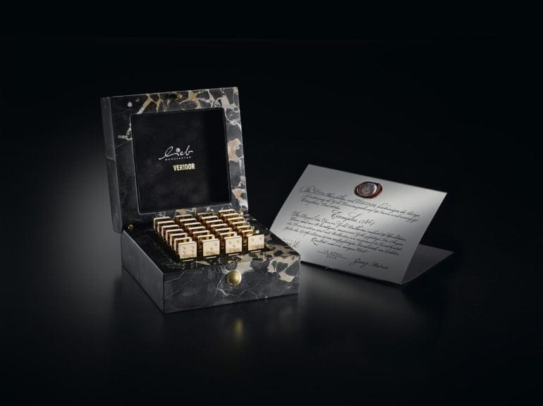 Domino by Lieb Manufaktur 3 770x576 - Cel mai prețios set de domino cu diamante din lume